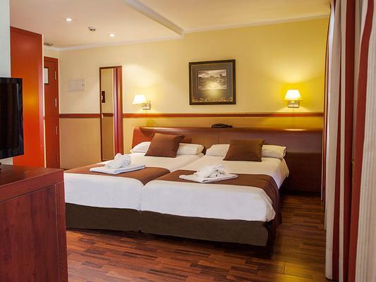 Hotel Himalaia Soldeu - Soldeu - Schlafzimmer
