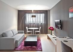 Hotel Hola Tafalla - Tafalla - ห้องนั่งเล่น