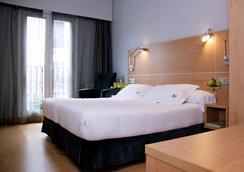 Hotel Sercotel Jáuregui - Hondarribia - Bedroom