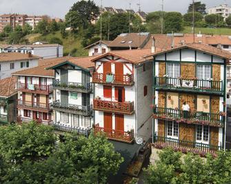 Sercotel Jauregui - Fontarabie - Bâtiment