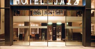Hotel Jazz - Барселона - Здание