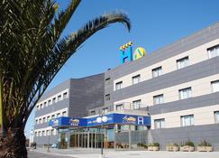 La Boroña - Gijón - Toà nhà
