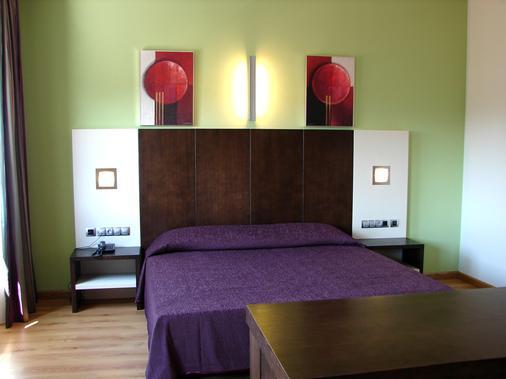 Sercotel La Boroña - Gijón - Bedroom