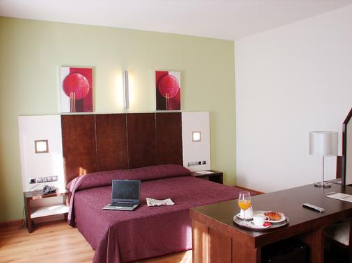 博洛尼亞酒店 - 希洪 - 希洪 - 臥室