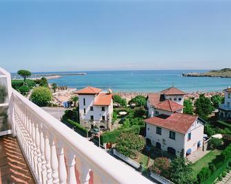 Las Rocas Playa Hotel - Castro-Urdiales - Балкон