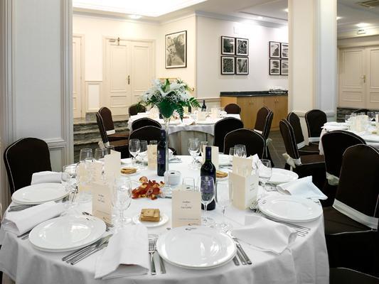 Hotel Sercotel Las Rocas - Castro-Urdiales - Sala de banquetes