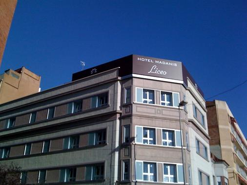 Hotel Madanis Liceo - L'Hospitalet de Llobregat - Building