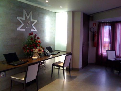 Hotel Madanis Liceo - L'Hospitalet de Llobregat - Business centre