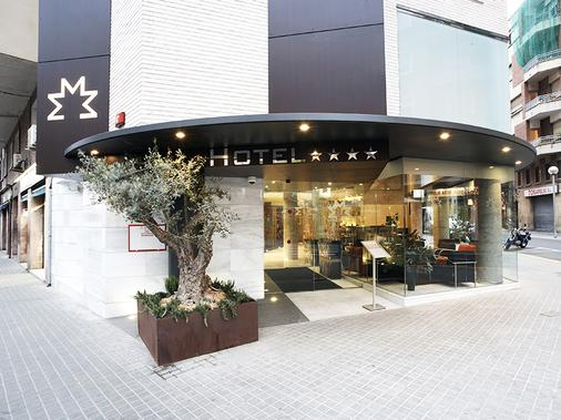 Hotel Madanis - Barcelona - Building