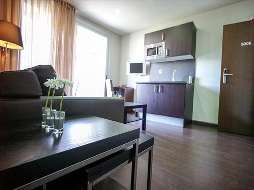 馬丹尼斯旅遊公寓 - 巴塞隆拿 - 巴塞隆納 - 廚房