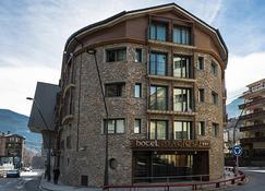 Hotel Magic Ski - La Massana - Edificio
