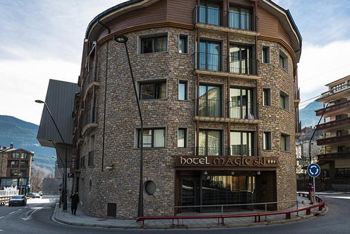 Hotel Magic Ski - La Massana - Gebäude