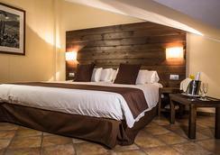 Hotel Magic Ski - La Massana - Schlafzimmer