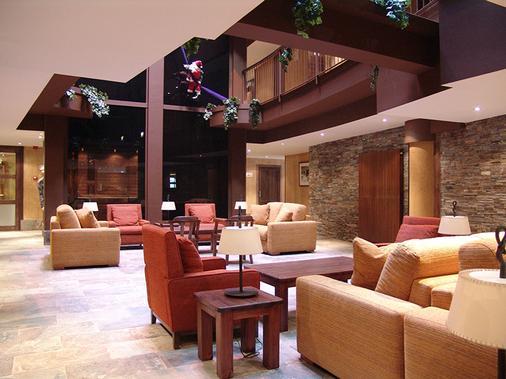 Hotel Magic Ski - la Massana - Living room