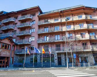 Hotel Marco Polo - La Massana - Gebäude