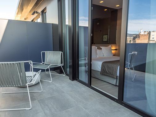 奈格萊斯克公主酒店 - 巴塞隆拿 - 巴塞隆納 - 陽台