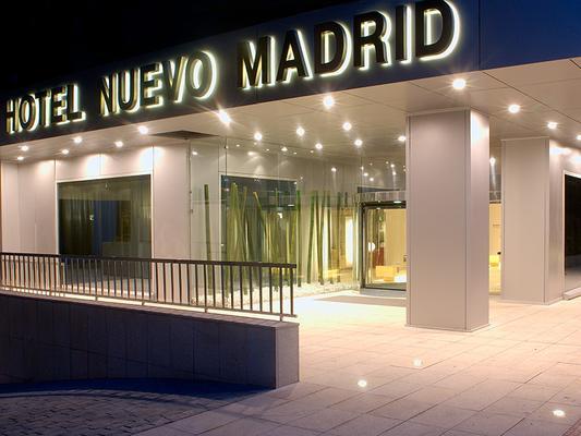 Hotel Nuevo Madrid - Madrid - Edificio