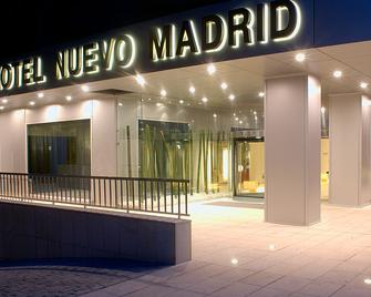 Hotel Nuevo Madrid - Мадрид - Building