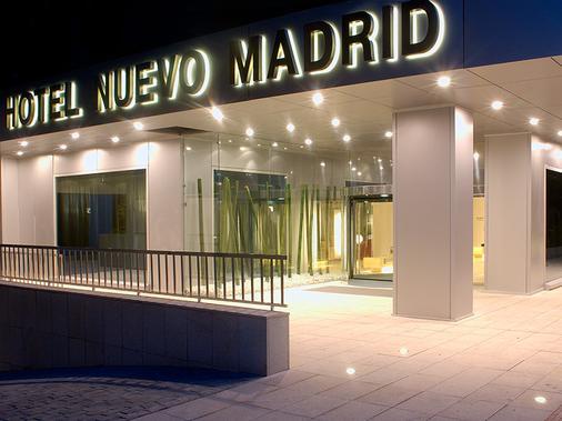 Hotel Nuevo Madrid - Madrid - Building