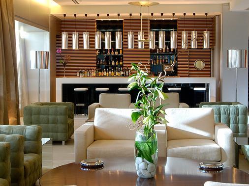 Hotel Nuevo Madrid - Madrid - Bar