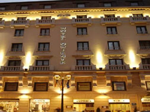 Hotel Sercotel Oriente - Zaragoza - Building