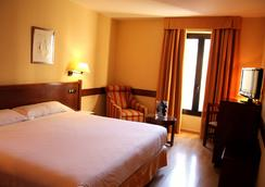 Hotel Sercotel Oriente - Zaragoza - Bedroom