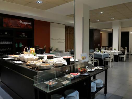 Hotel Sercotel Oriente - Zaragoza - Buffet