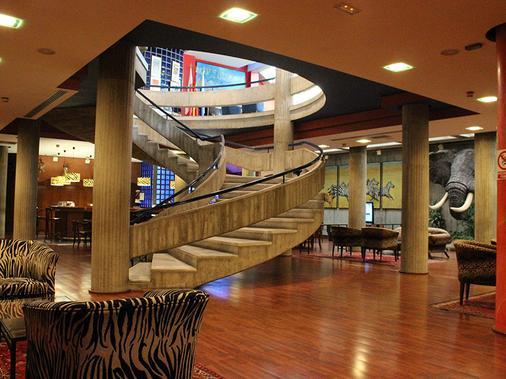 塞爾科蒂爾海宮豪華套房酒店 - 聖塔坦德 - 桑坦德 - 酒吧