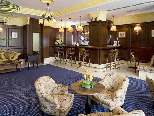 珍珠碼頭斯考特而酒店 - 內爾哈 - 內爾哈 - 酒吧