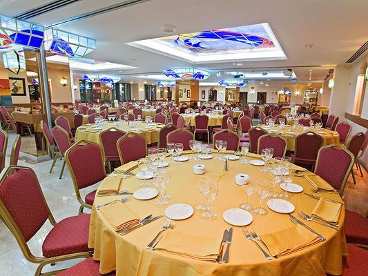 珍珠碼頭斯考特而酒店 - 內爾哈 - 內爾哈 - 宴會廳