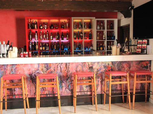 Hotel Sercotel Pintor El Greco - Τολέδο - Bar