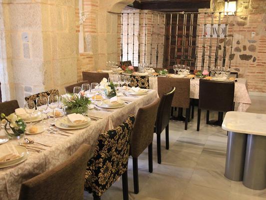 Hotel Sercotel Pintor El Greco - Toledo - Sảnh yến tiệc