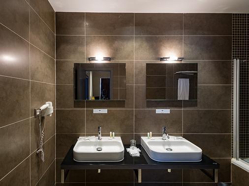 Tulip Inn Zaragoza Plaza Feria - Zaragoza - Phòng tắm