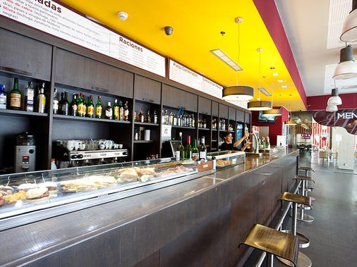 Tulip Inn Zaragoza Plaza Feria - Zaragoza - Bar