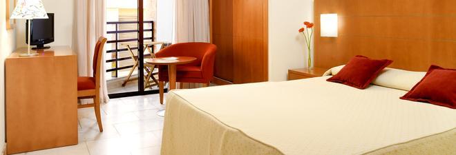 和平王子酒店 - 聖塔克魯茲提內 - 聖克魯斯-德特內里費 - 臥室