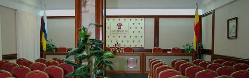 和平王子酒店 - 聖塔克魯茲提內 - 聖克魯斯-德特內里費 - 會議室