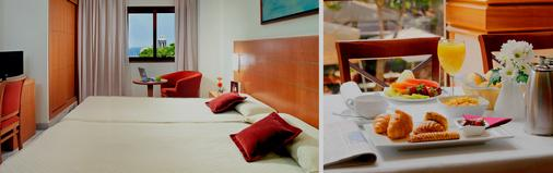 Sercotel Príncipe Paz Hotel - Santa Cruz de Tenerife - Ruoka