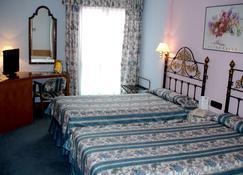 Sercotel Rey Sancho - Palencia - Bedroom