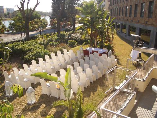特里亞納里比拉酒店 - 塞維爾 - 塞維利亞 - 宴會廳