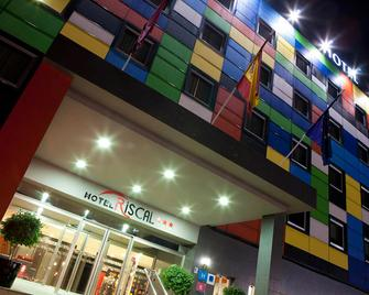 Sercotel Riscal - Puerto Lumbreras - Building