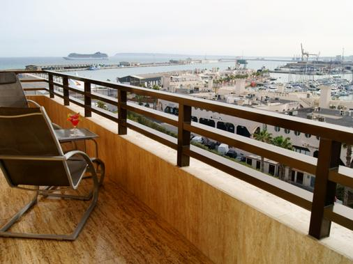 Hotel Sercotel Spa Porta Maris - Alicante - Balcony