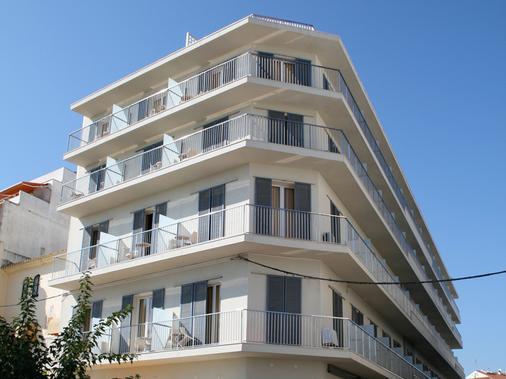 Hotel Subur - Sitges - Κτίριο
