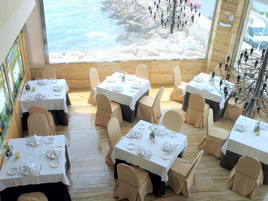 Hotel Suites Del Mar - Αλικάντε - Εστιατόριο