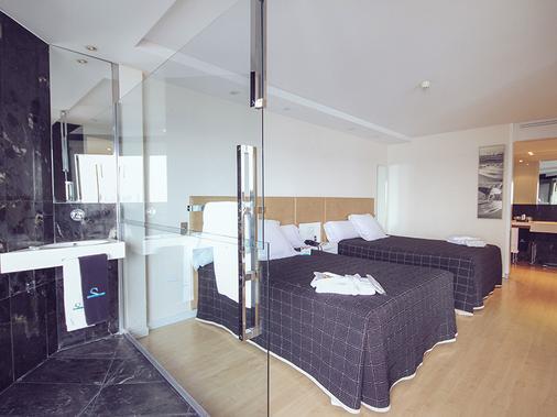 Hotel Sercotel Suites del Mar - Αλικάντε - Κρεβατοκάμαρα