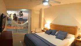Hotel Tamacá Beach Resort - Santa Marta - Camera da letto