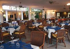 Hotel Tamacá Beach Resort - Santa Marta - Nhà hàng
