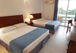 Blu Hotel By Tamacá - Santa Marta - Bedroom