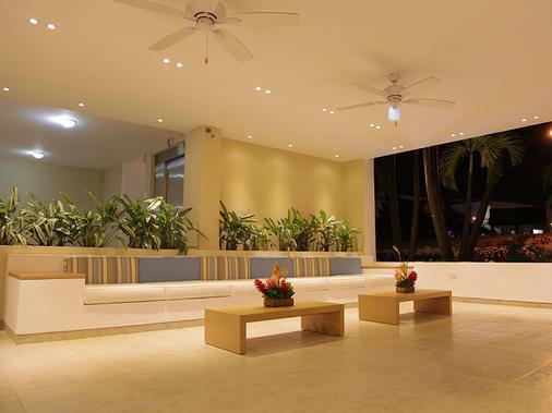 Blu Hotel By Tamacá - Santa Marta - Front desk