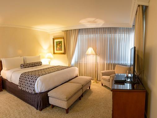 Ghl Hotel Tequendama Bogota - Bogotá - Bedroom