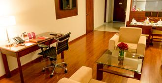 Tequendama Suites and Hotel - Bogotá - Living room